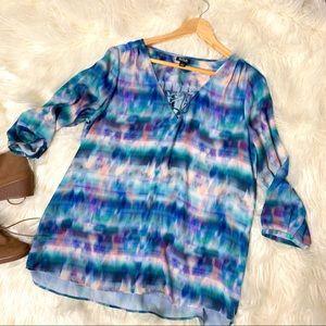 ANA long sleeve blouse